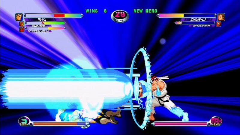 Illustration for article titled Marvel Vs. Capcom 2 Confirmed With HD, Online Support, Demo Coming