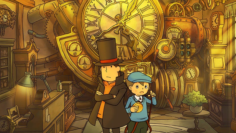 Illustration for article titled Solving The Ultimate Professor Layton Mystery: When, Exactly, Do the Games Take Place?