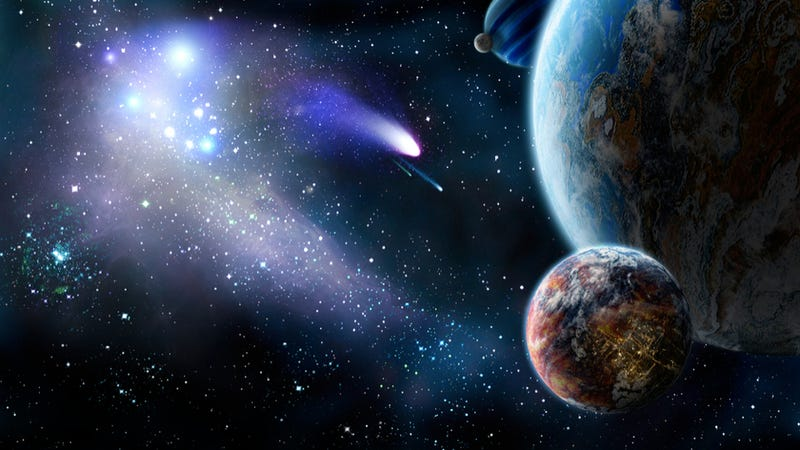 Illustration for article titled What does it take to discover an earth-like exoplanet?
