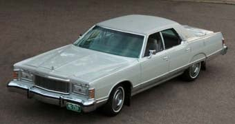 Illustration for article titled Nice Price Or Crack Pipe: 1978 Mercury Grand Marquis For $15,000?