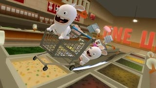 Illustration for article titled Rabbids Go Home Preview: Rabbids Go In Your Wiimote