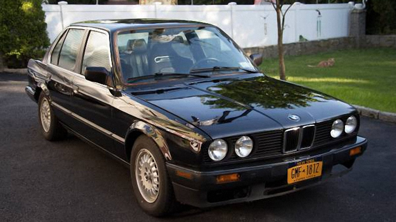 For 5 000 This 1986 Bmw 325e Packs A Surprise