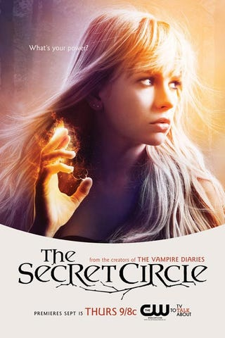 Illustration for article titled The Secret Circle Character Posters