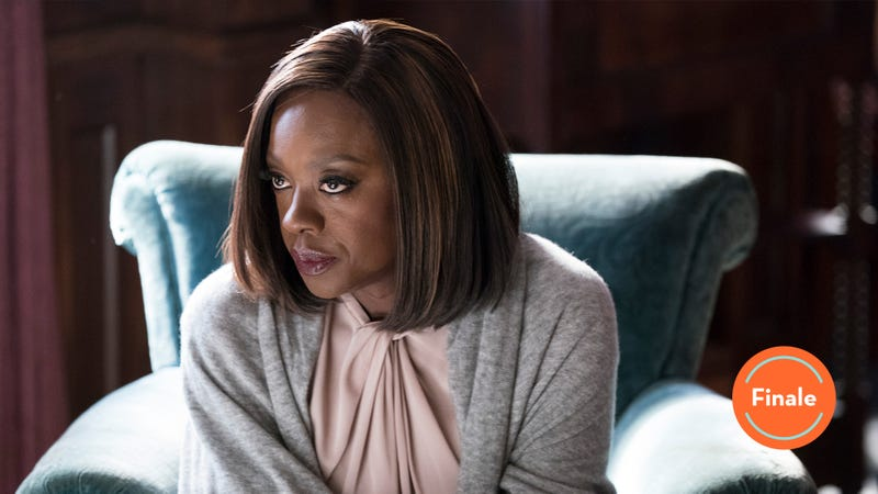 Tv Reviews How To Get Away With Murder