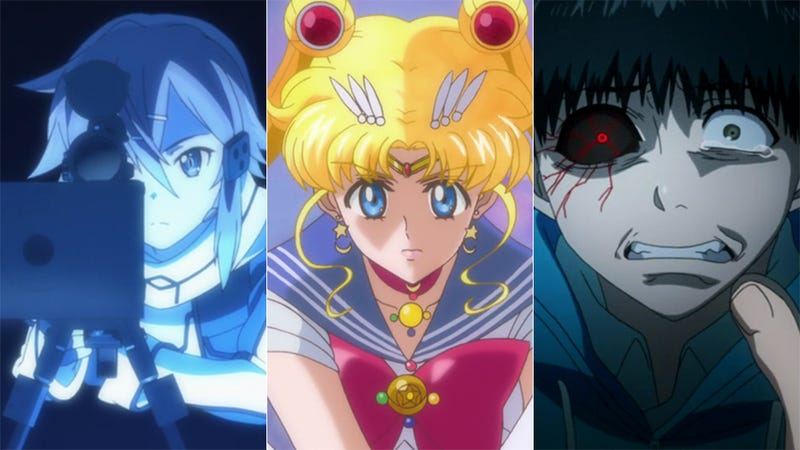 Your Complete Summer 2014 Anime Guide