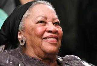 Author Toni Morrison in 2012PATRICK KOVARIK/AFP/GettyImages