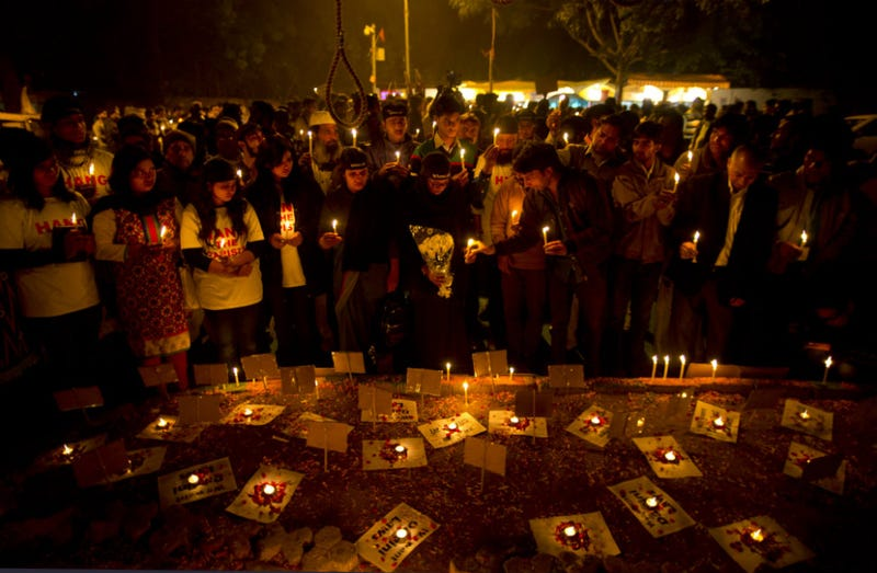 Illustration for article titled Delhi Bus Gang Rapist Mukesh Singh Blames Victim for Fighting Back