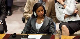 U.N. Ambassador Susan Rice (Andrew Burton/Getty Images News)
