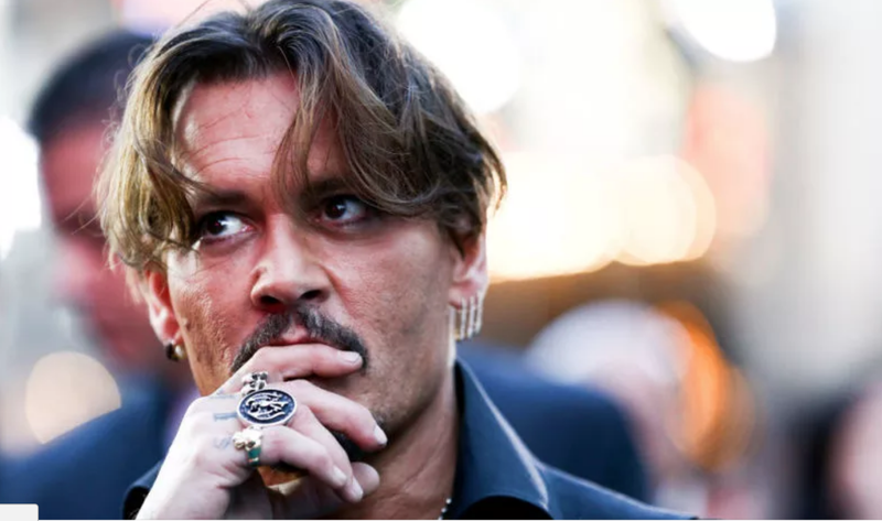 Illustration for article titled Johnny Depp Isn't Doing So Great Actually