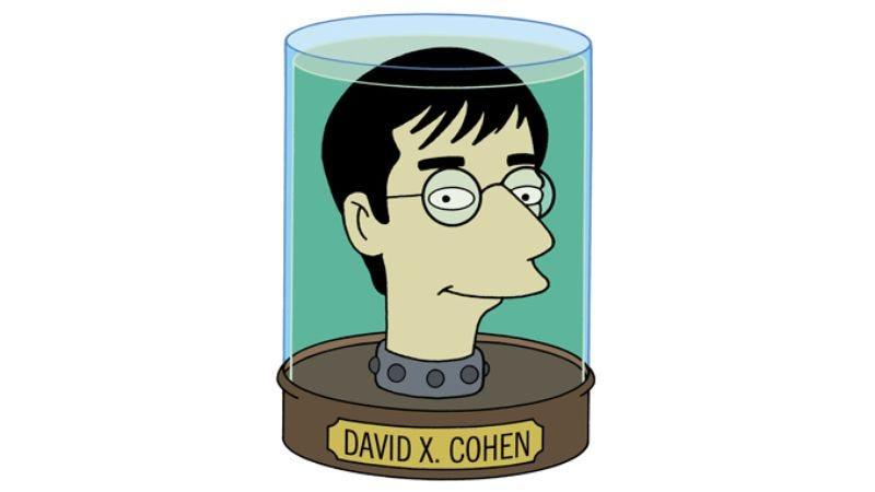 Illustration for article titled David X. Cohen