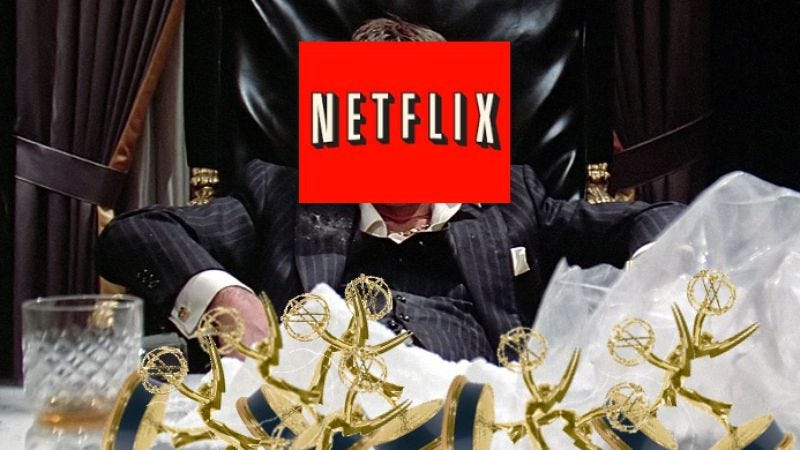 Illustration for article titled Netflix now chasing an Oscar in its growing awards addiction
