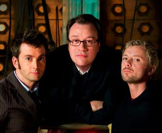 Illustration for article titled How To Write Television, The Russell T. Davies Way
