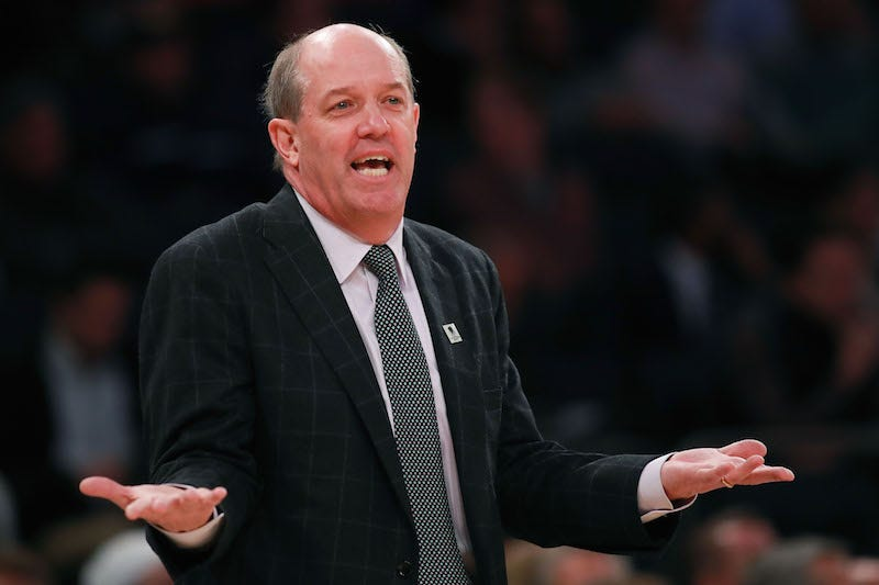 Illustration for article titled Reports: Pitt Shitcans Kevin Stallings