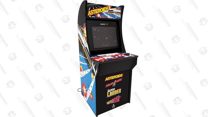 Arcade1Up Asteroids Arcade Cabinet | $199 | Walmart