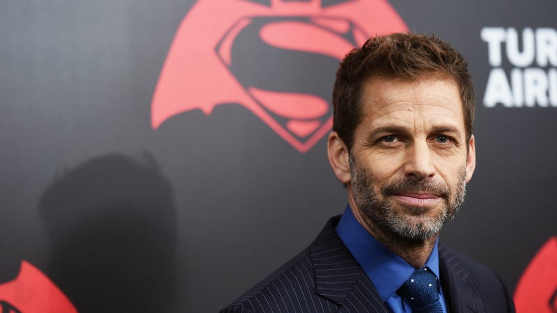 Illustration for article titled Oh God, Zack Snyder confirmed the existence of his Justice League cut