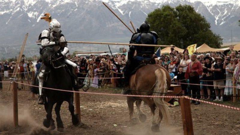 Illustration for article titled Knights Of Mayhem