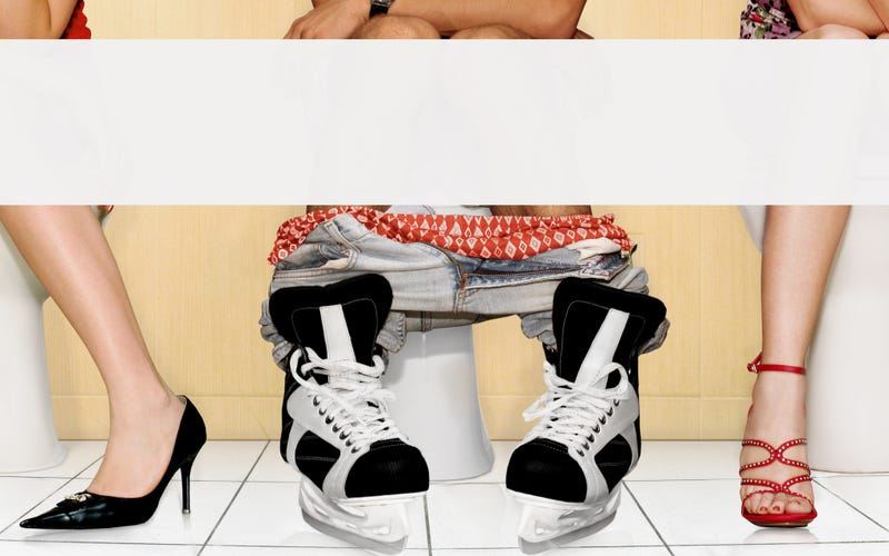Illustration for article titled Flush After You Use The Toilet