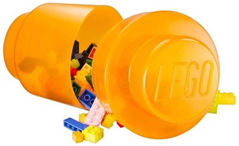 Deals Lego storage brick and retro T Shirt at Target