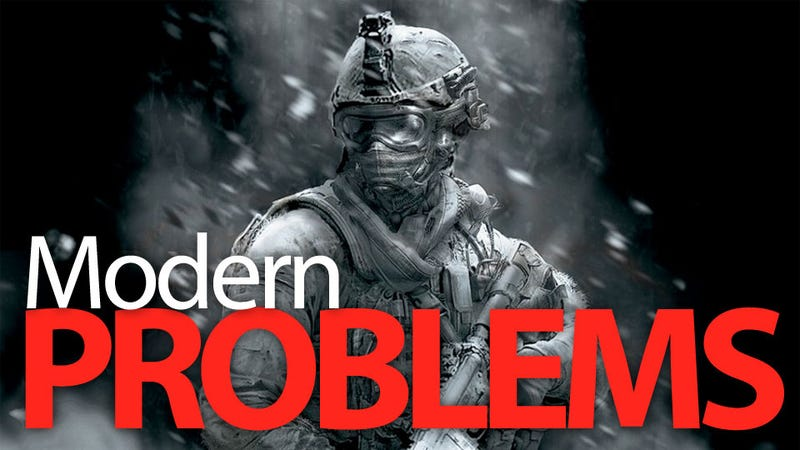 Illustration for article titled Report: Modern Warfare 3 Coming In November, Spin-Off Delayed To Get It Done