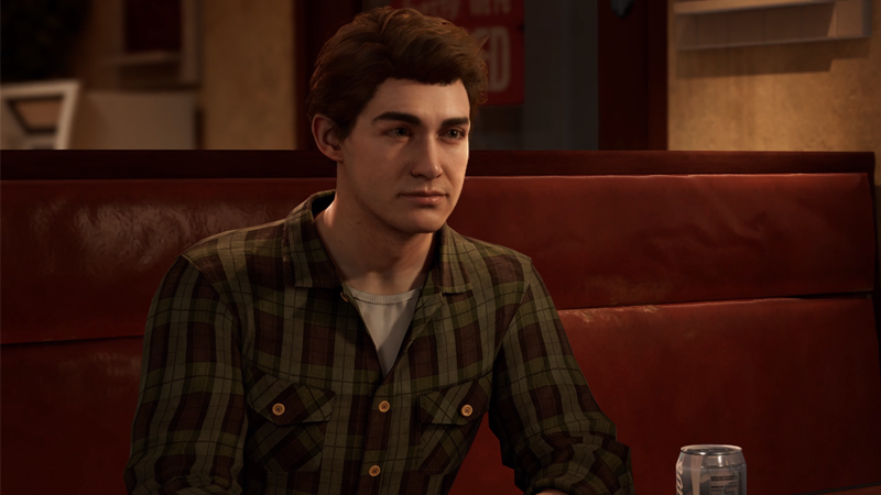 the new spider man game s peter parker looks off
