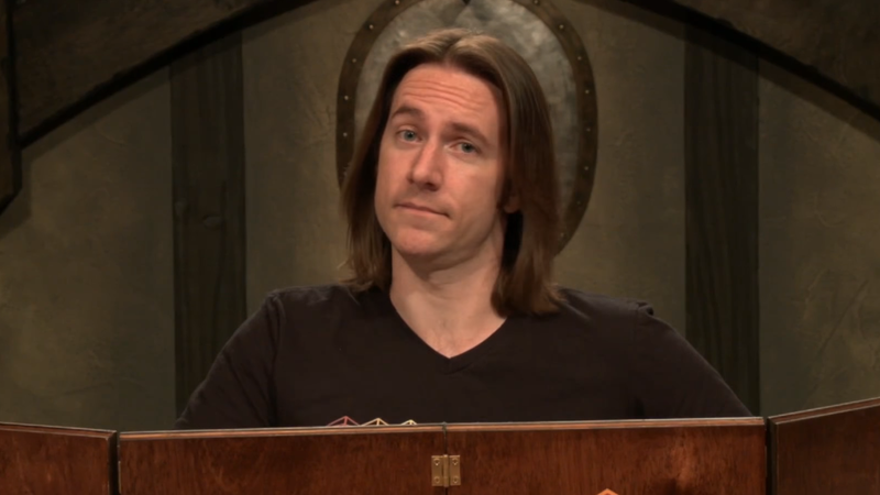 Illustration for article titled Matthew Mercer Explains How To Be A Good Dungeon Master