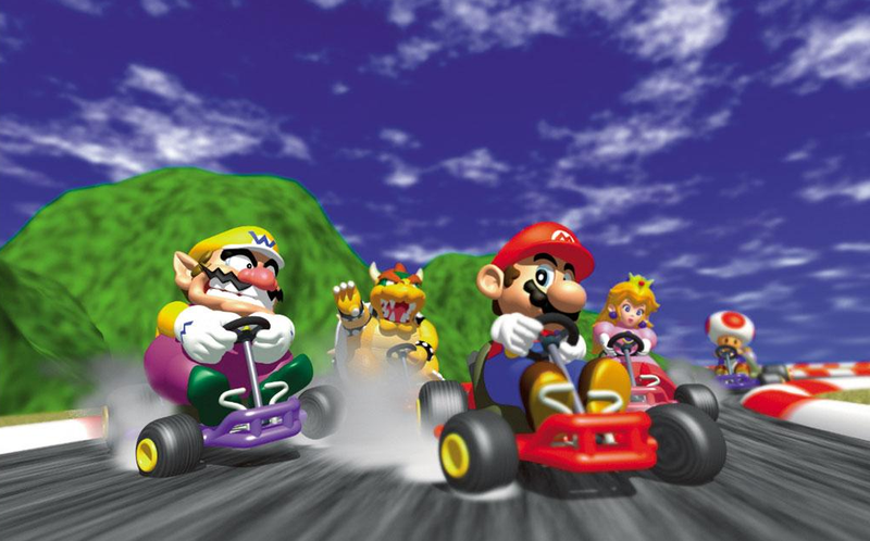 Illustration for article titled The Race To Stop The Best Mario Kart 64 Player From Securing Every World Record