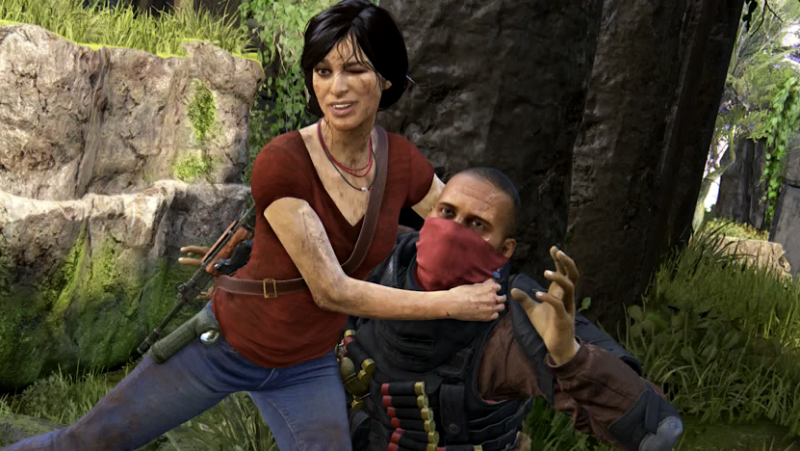 Uncharted: The Lost Legacy, $20