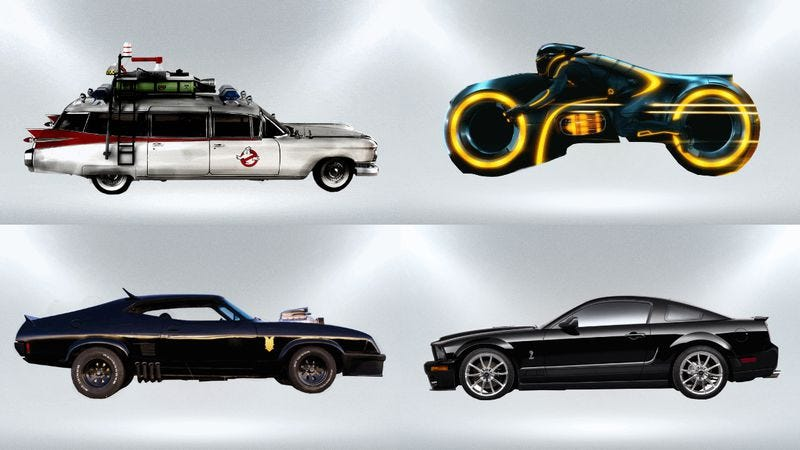 Fictional Car Evolution (Screenshot: Imgur)