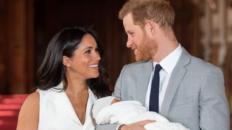 Illustration for article titled Archie Goes to South Africa? Baby Sussex's First Trip May Already Be in the Works
