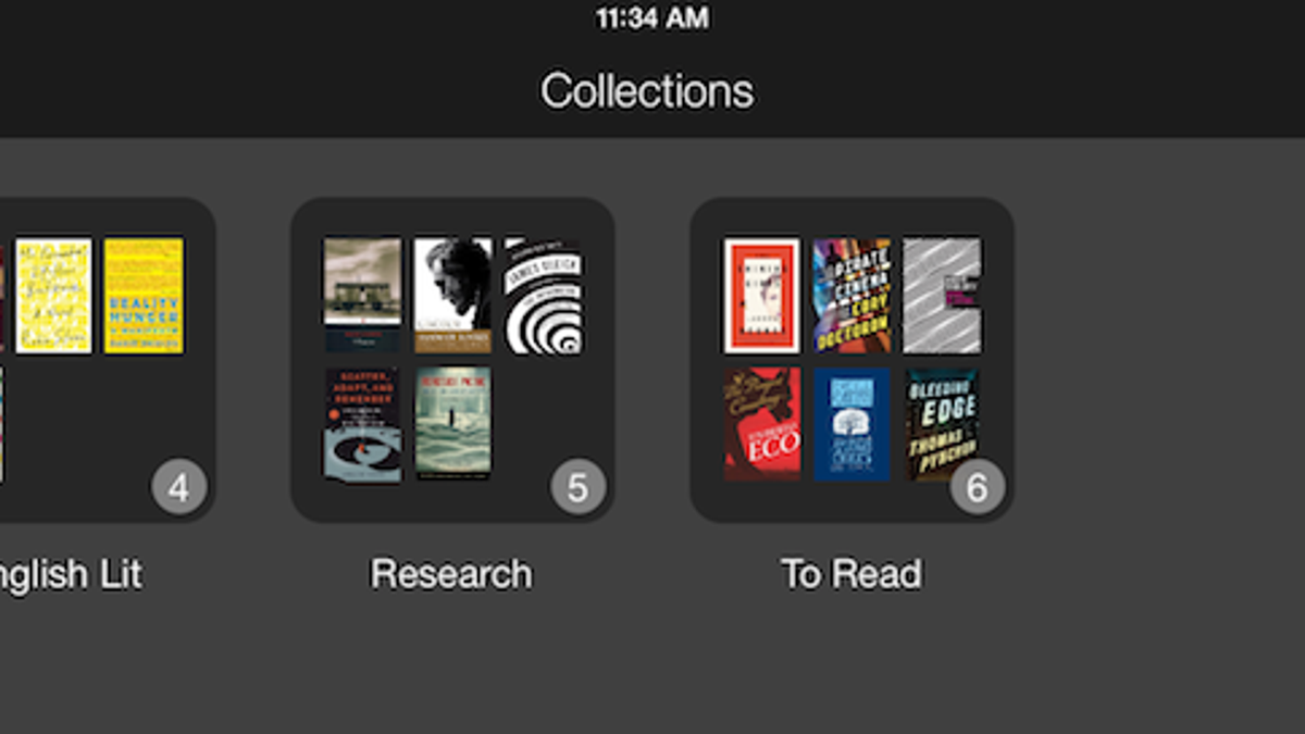 A students guide to using the kindle for research ccuart Image collections