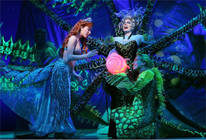 Illustration for article titled The Little Mermaid On Broadway: It's A Sinker