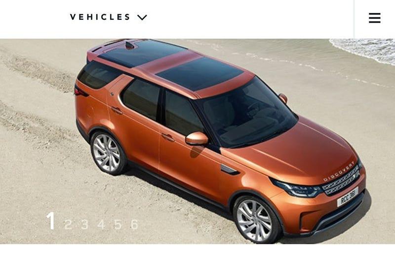 2018 land rover lr3. Interesting Land Screengrab Of Land Roveru0027s Australian Website Via CarAdvicecom And 2018 Land Rover Lr3 8