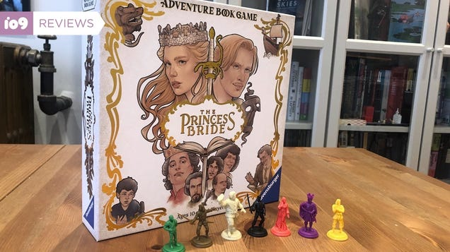 The Princess Bride: Adventure Book Game Is Almost as Epic as the Movie
