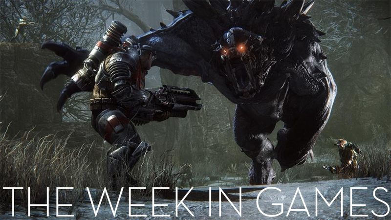 Illustration for article titled The Week In Games: Evolve Or Play Something Else