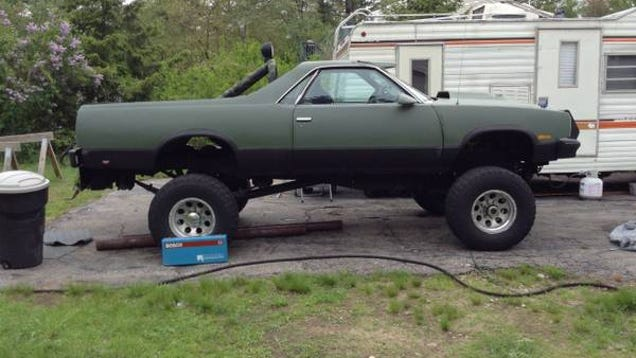 NPOCP - Lifted 4x4 el camino needs nothing Limited time ...