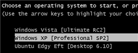 Illustration for article titled Triple-boot XP, Vista, and Ubuntu