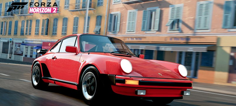 Illustration for article titled Porsche Is Finally Coming To Forza Horizon 2
