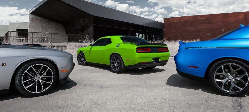 Illustration for article titled Dodge Could Be Reborn As A Performance Brand