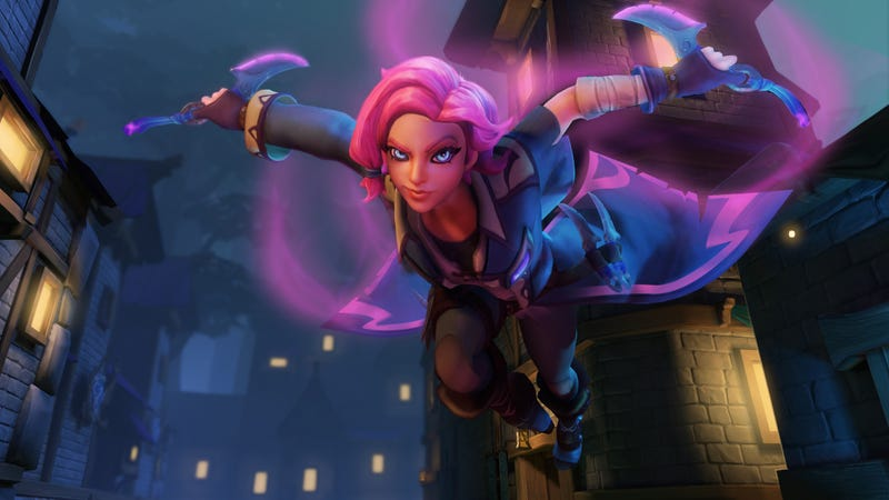 Illustration for article titled Paladins FreeOpen Beta Launches On Consoles