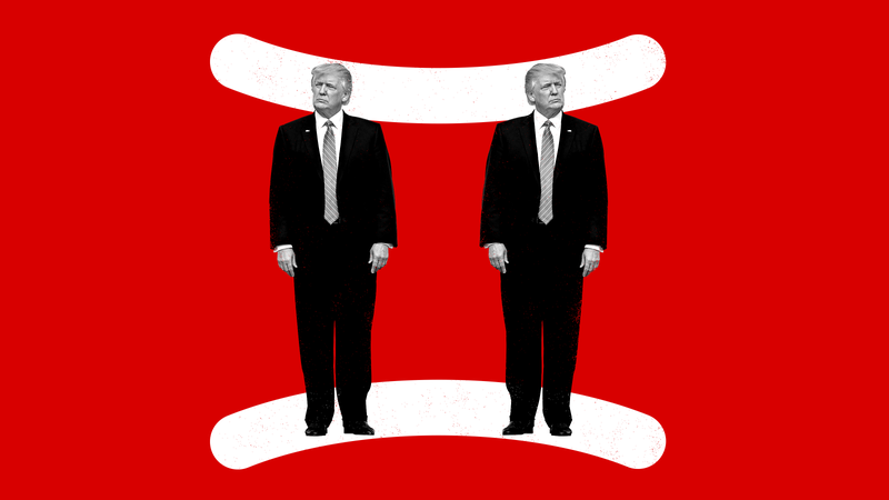 Illustration for article titled Donald Trump Is Not My Gemini