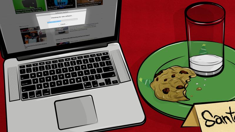 Illustration for article titled Las 10 cosas que debes hacer con el PC de tu familia cuando vuelvas a casa estas fiestas