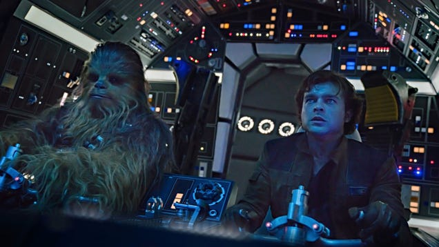 Solo Is Proof That We re Star Wars Spoiled