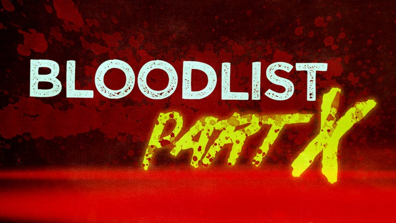 Illustration for article titled The BloodList unveils this year's class of future genre classics