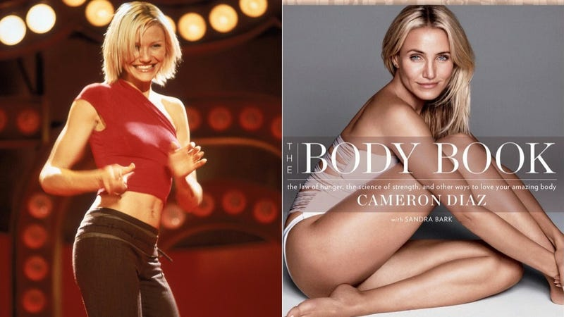 Illustration for article titled Cameron Diaz's Body Book Is Actually Pretty Good