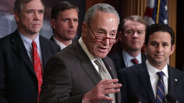 Senate Democrats' Climate Plan Is a Step in the Right Direction—Except for One Glaring Omission