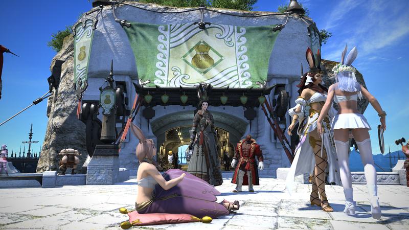 Final Fantasy XIV Shadowbringers Log Two: Great Dancing, Bad Rabbits