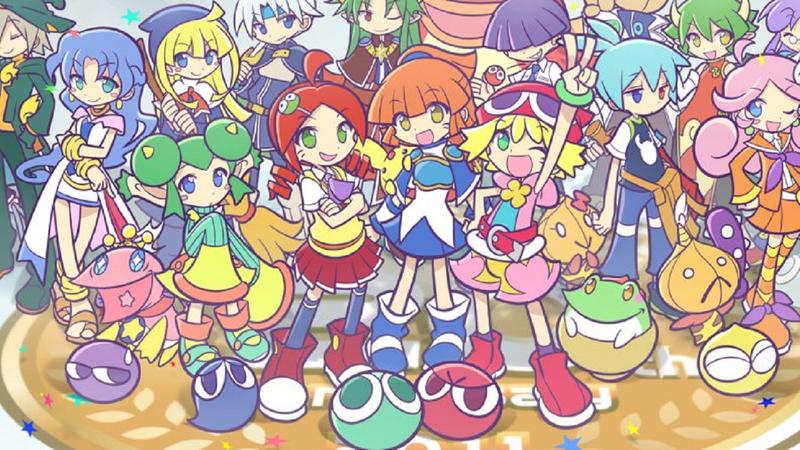 Illustration for article titled Down the Puyo Puyo Rabbit Hole I Go