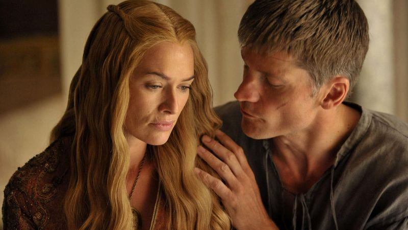 George R.R. Martin, Nikolaj Coster-Waldau, and director Alex Graves respond to that scene from Game Of Thrones