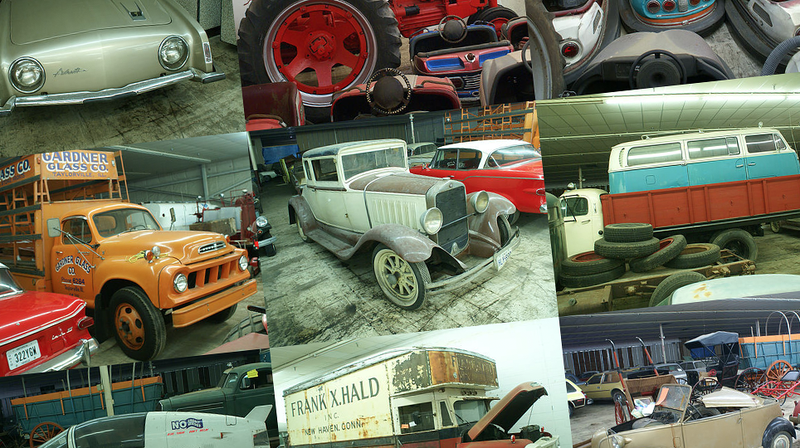 Illustration for article titled Shockingly Interesting 700+ Car Collection In Ohio Is Going To Auction