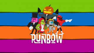 Illustration for article titled [IT'S OVER] Watch me play Runbow (again) with the creators, and a bunch of strangers!